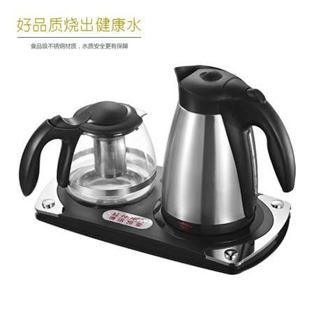 掌柜装备【增强版】博诺凯亚不锈钢电热水壶NOKA2077