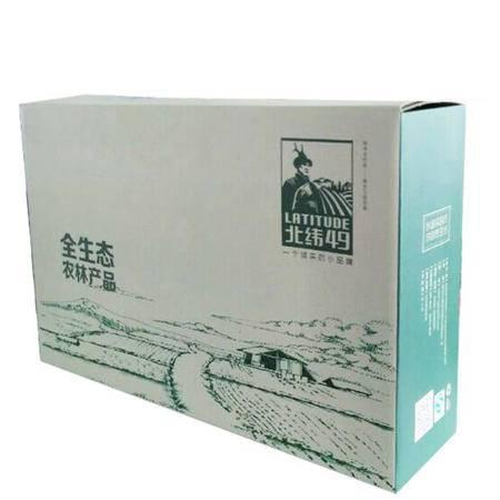 北纬49五谷杂粮礼盒 东北生态杂粮粗粮组合年货礼盒3200g春节礼盒