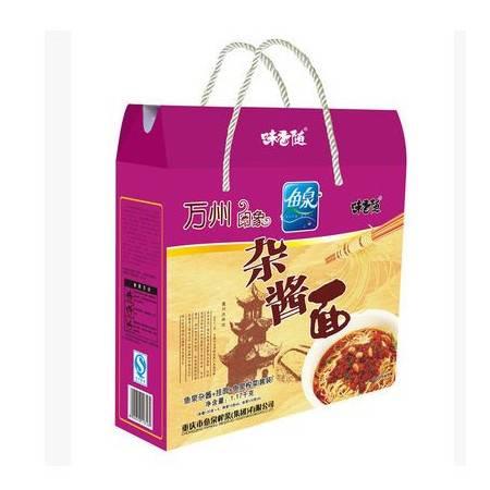 重庆万州鱼泉杂酱面(1.17kg礼盒装)