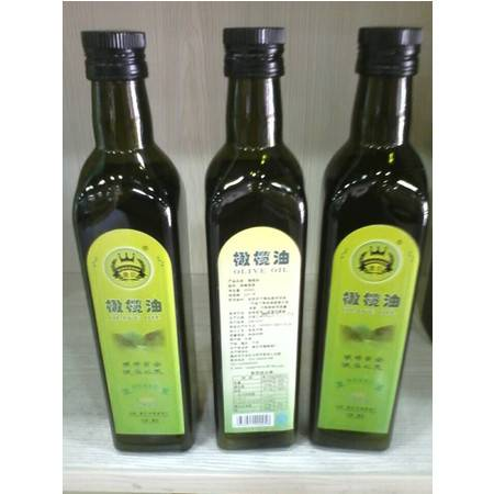 重庆万州皇后初榨特级食用橄榄油(500ml)