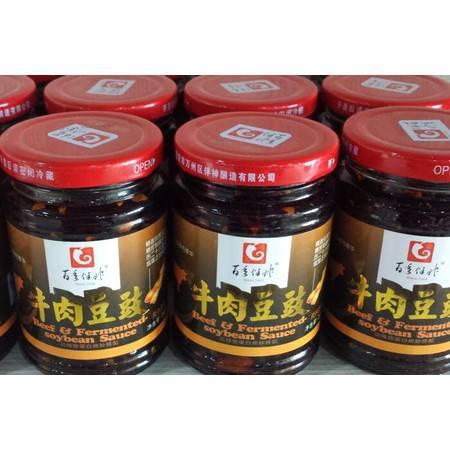 重庆万州拌神牛肉豆鼓(240g)