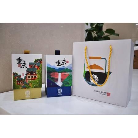 重庆云阳阳菊中国有机认证旅游产品组合系列(108g/盒)