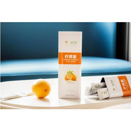 卓津牌柠檬蜜   每盒净含量:360g(12g×30袋)