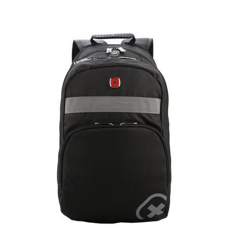 瑞士军刀男士新款双肩包男背包户外休闲旅行包多功能大容量SA1488