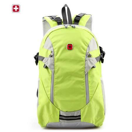 瑞士军刀新款双肩包男 户外登山包女 运动休闲背包电脑包 SA1330