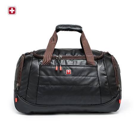 瑞士军刀商务休闲旅行袋 韩版大容量出差行李袋 男女手提旅行包 SA9803