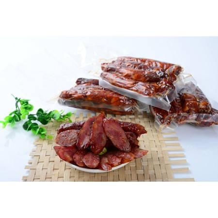 【忠县馆】忠州特产 猪太郎礼盒装(腊肉+香肠+野猪肉干)