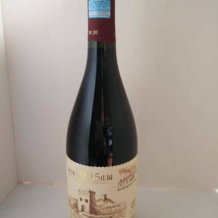 海之恋 35年树龄华夏庄园1992干红葡萄酒