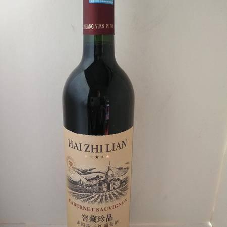 海之恋35年树龄干红葡萄酒