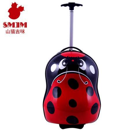 17寸山猫吉咪ABS+PC儿童拉杆旅行箱行李箱