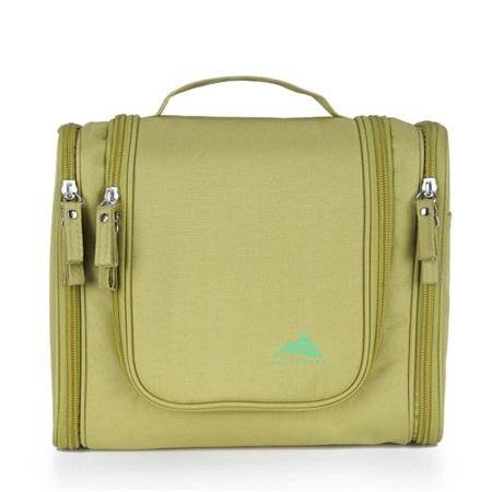 WEEKENDER 旅行洗漱包 男士女防水化妆包旅游用品套装收纳包袋 绿色XS002-51
