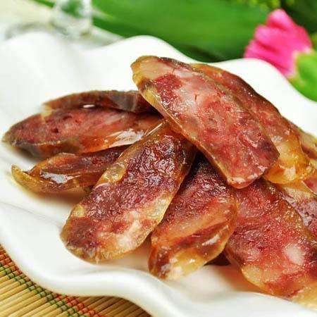 钟沟野猪广味香肠