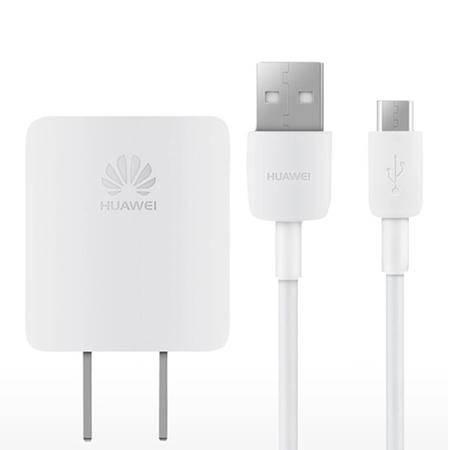 华为 HUAWEI 电源适配器 华为快充 兼容9V2A 5V2A 手机充电器 USB充电头