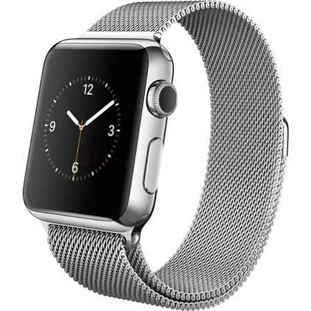 Apple Watch 38 毫米(米兰尼斯)表带