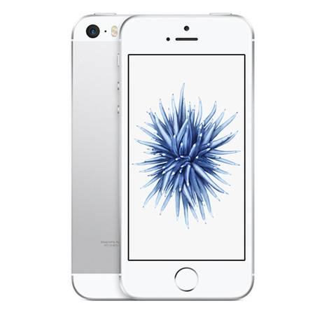 Apple iPhone SE 64GB 银色 移动联通电信4G手机
