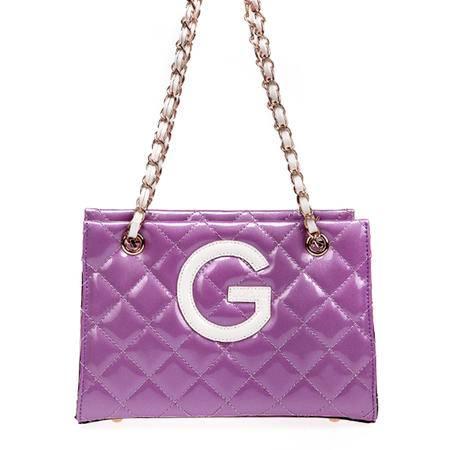 Global Freeman 全球自由人 时尚新款超版亮女士单肩手提包 138