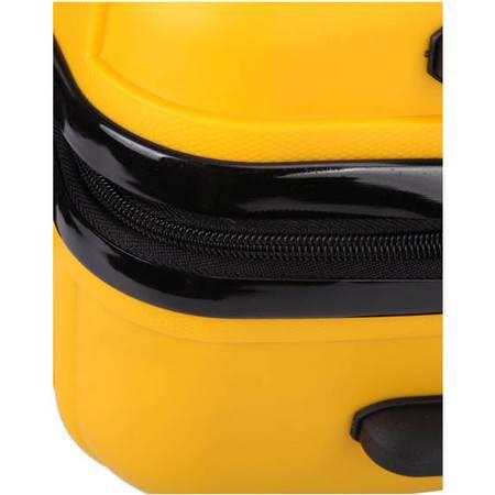 GlobalFreeman 新品PP拉杆箱万向轮行李箱20寸 DM002