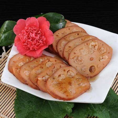 蜜汁糯米藕罐头(328克*9罐)