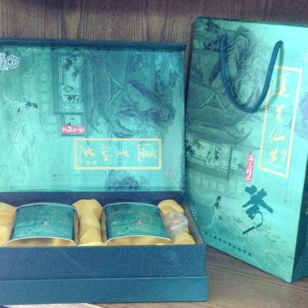舟山特产 岱山蓬莱仙芝 茗茶 优质绿茶 明前 茶叶礼盒 送礼佳品
