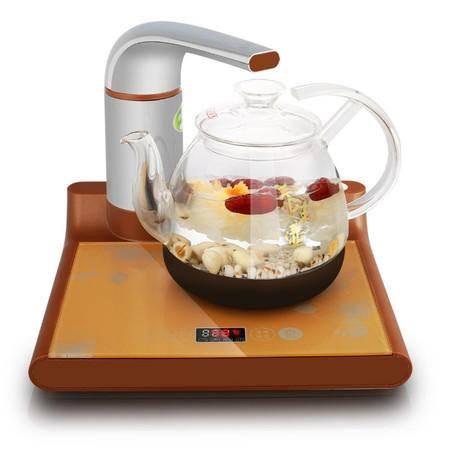 Royalstar/荣事达 GM10R自动上水壶烧水壶保温玻璃泡茶电水壶正品