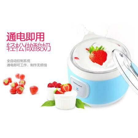 荣事达 RS-G09酸奶机家用全自动不锈钢内胆玻璃分杯