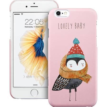 ESR亿色 iphone6手机壳创意苹果6s个性卡通硬壳防摔套男4.7新品