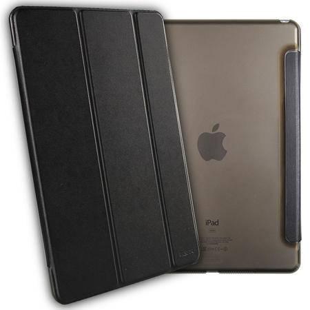 ESR亿色 苹果保护套超薄iPad mini4全包壳平板硅胶防摔 悦色系列-魔力黑