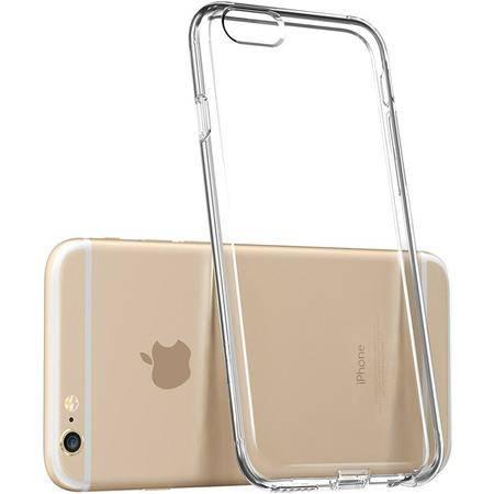 ESR亿色苹果iphone6s plus本色硅胶新款透明啫喱软手机壳 4.7/5.5