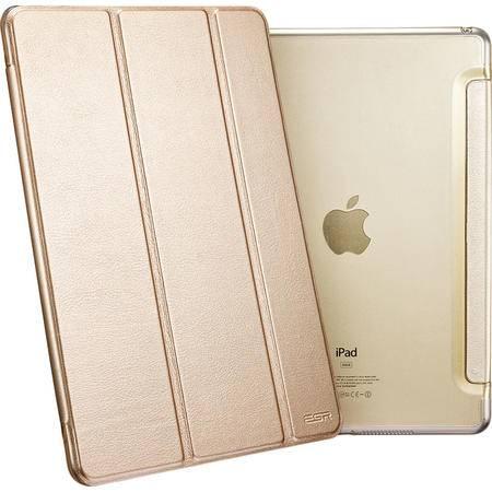 ESR亿色 苹果保护套超薄iPad mini4全包壳平板硅胶防摔 悦色跃色系列-香槟金