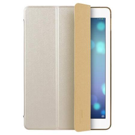 ESR亿色 苹果保护套超薄iPad Air2全包壳平板硅胶防摔 悦色系列-香槟金