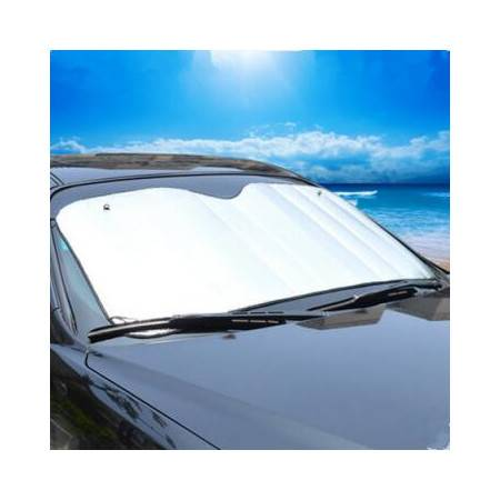 Racing汽车遮阳挡 防晒避光板 夏季隔热遮阳帘子汽车前档太阳挡