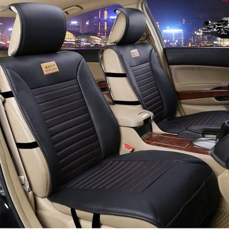 Racing 竹碳皮魅影汽车坐垫 四季座垫 汽车用品 大气舒适