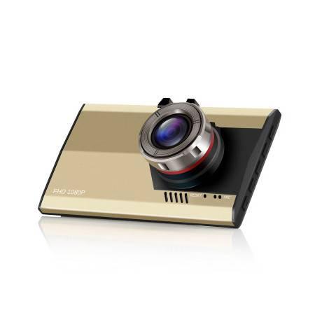 汽车行车记录仪 超薄金属夜视1080P超高清迷你车载监控