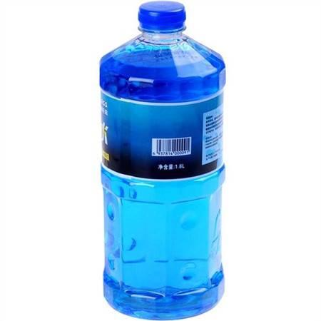 【买一赠一】Racing0度汽车防冻型玻璃水清洁剂非浓缩雨刷精洗车液1.8L