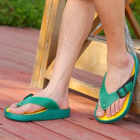买5送1!买10送3!夏季人字拖男士凉拖鞋防滑夹脚沙滩拖鞋