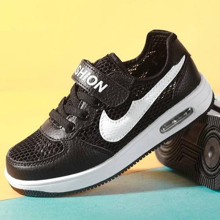 童鞋运动鞋2016新款春夏男童女童网鞋韩版休闲鞋跑步鞋正品