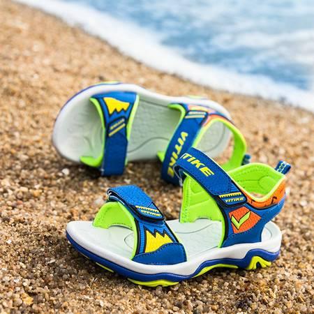 童鞋男童凉鞋夏季新款2016儿童沙滩鞋休闲鞋