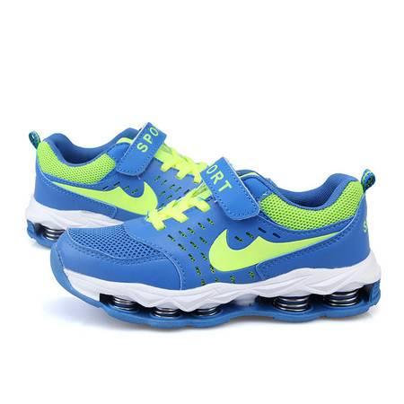 童鞋男童女童运动鞋2016夏跑步鞋弹簧鞋