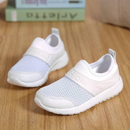 童鞋2016春男童运动鞋韩版外贸原单网鞋跑步鞋休闲鞋厂家直销代发