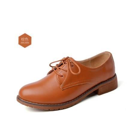 正品女鞋舒适妈妈鞋真皮休闲鞋坡跟简约女单鞋厚底优雅
