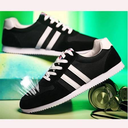 新款运动鞋韩版板鞋男鞋运动休闲慢跑鞋公鸡鞋时尚潮流跑步鞋