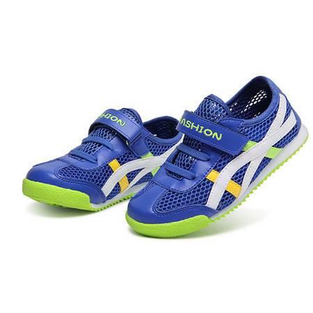2016夏季童鞋男童网布鞋网鞋运动鞋外贸原单儿童休闲鞋厂家直销