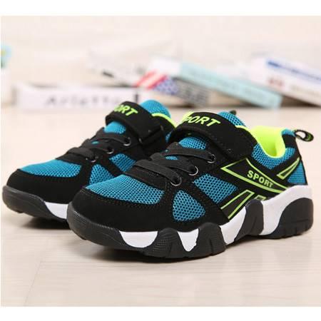童鞋运动鞋男童2016新款外贸原单儿童跑步鞋韩版休闲鞋厂家直销