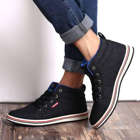 新款春季男鞋透气布鞋低帮男士休闲鞋鞋子男板鞋夏季帆布鞋男潮鞋