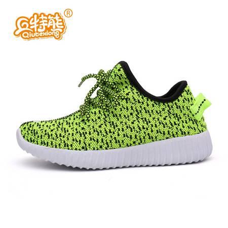椰子鞋童鞋春秋儿童运动鞋男童跑步鞋休闲鞋