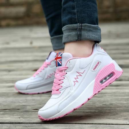新款夏季女款白色休闲运动鞋情侣鞋女旅游鞋学生跑步鞋女鞋子