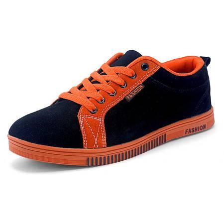 男鞋春夏新款男士休闲鞋男透气韩版运动板鞋