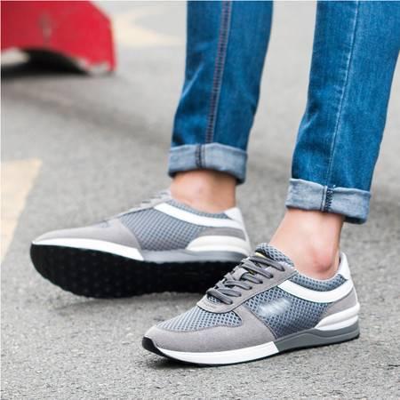 夏季透气网鞋男鞋春运动鞋休闲鞋男学生板鞋