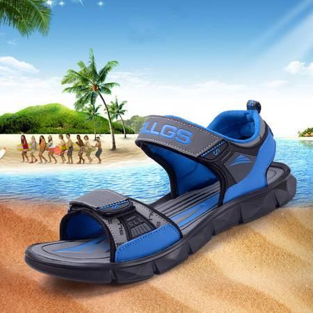 2016夏季儿童凉鞋男女童休闲沙滩鞋潮鞋