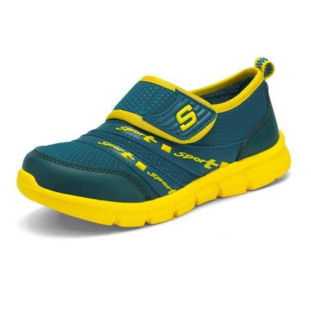 女童鞋男童运动鞋儿童网鞋男童鞋春夏女童运动鞋透气小白鞋